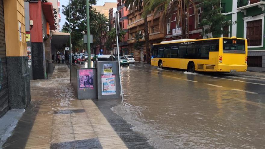 Fotogaler a inundaciones en gran canaria - Itv puerto del rosario ...
