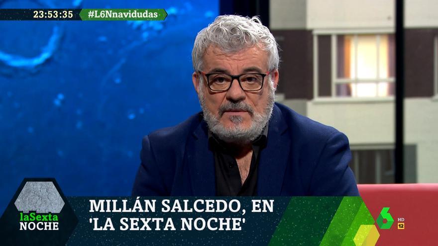 Millán Salcedo, en 'laSexta Noche'