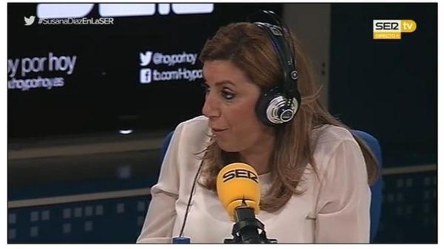 """Díaz cree que quienes hoy dicen que 'no' se plantearán """"otra cosa"""" si ven cerca las elecciones"""