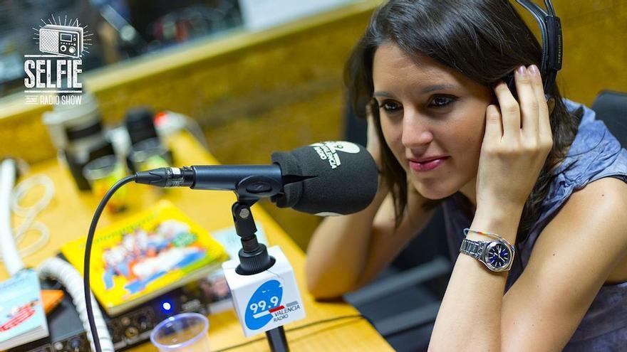 Irene Montero desvela su pasión por Compañeros, las Spice Girls y Alejandro Sanz