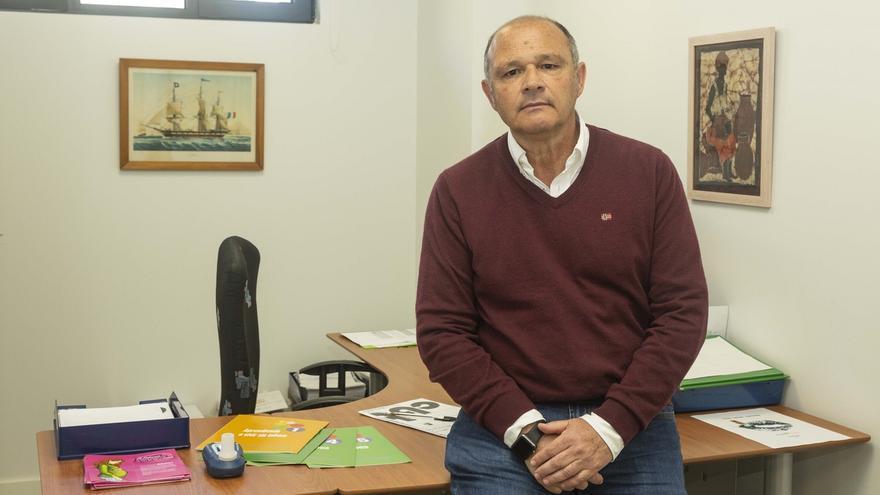 Fernando Martín Fuente, director de la Unidad de Tabaquismo del SCS.
