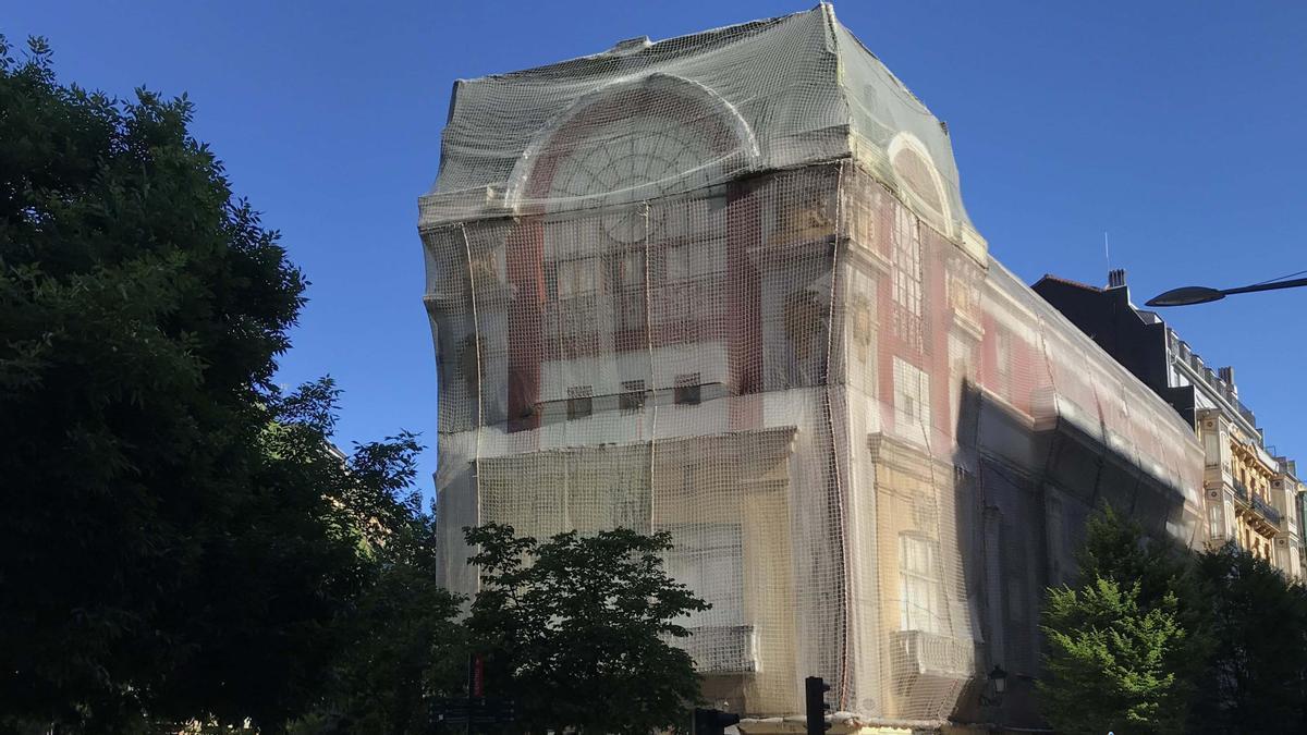 El Palacio Bellas Artes, en la actualidad