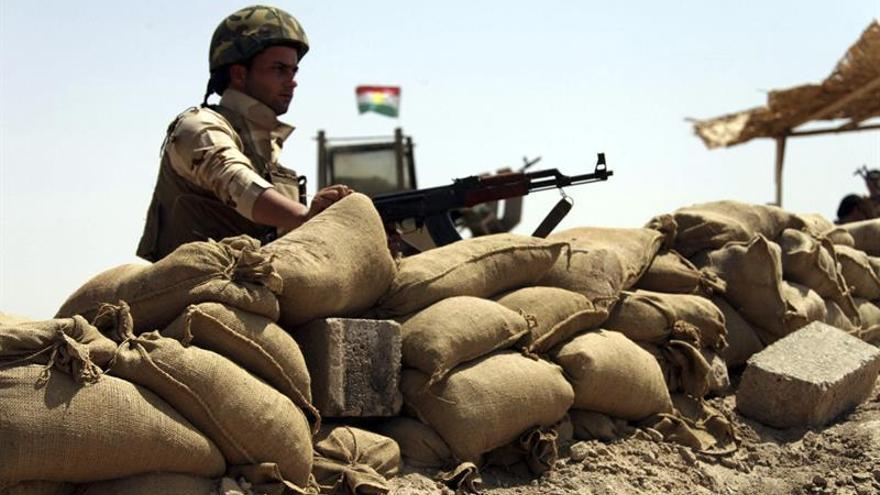 El Ejército iraquí toma la sede del Gobierno de Nínive, en el centro de Mosul