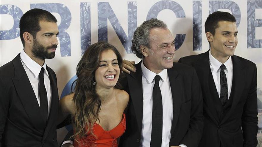 """""""El Príncipe"""" llega a TV con el reto de modernizar la ficción policial"""