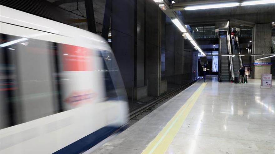 Los maquinistas vuelven a convocar paros en Metro el próximo lunes 17 de abril