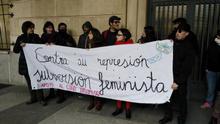 """Un grupo de abogadas acude al juicio del 'coño insumiso' como observadoras: """"En la libertad de expresión cabe la ofensa"""""""