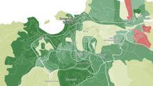 MAPA | Los resultados del 12J en Euskadi, calle a calle: consulta las claves de las elecciones en cada manzana