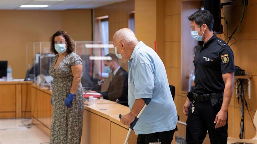 Condenado a 10 años de cárcel al hombre que mató a un amigo en La Laguna