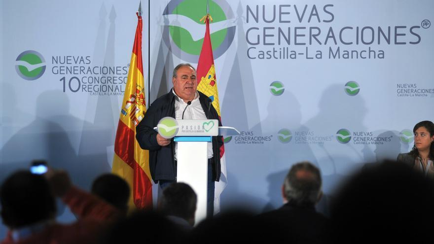 Vicente Tirado clausura el Congreso de NNGG en Castilla-La Mancha
