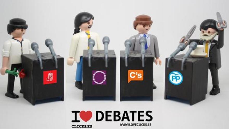 I love debates