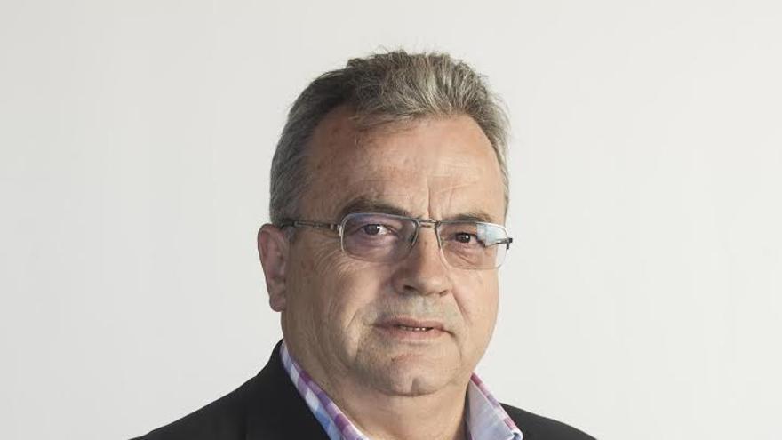 Miguel Ángel Pulido, secretario de Organización de NC en La Palma.