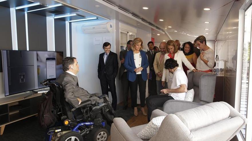 Una casa inteligente, sostenible y accesible para facilitar la vida a todos