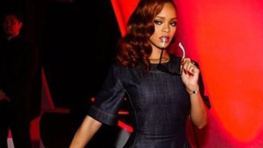 Rihanna, flamante fichaje de 'La Voz' en Estados Unidos