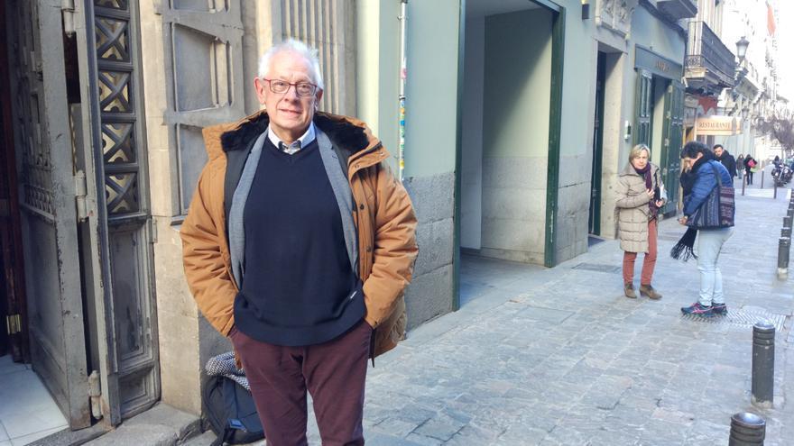 El pedagogo y docente francés Philippe Meirieu