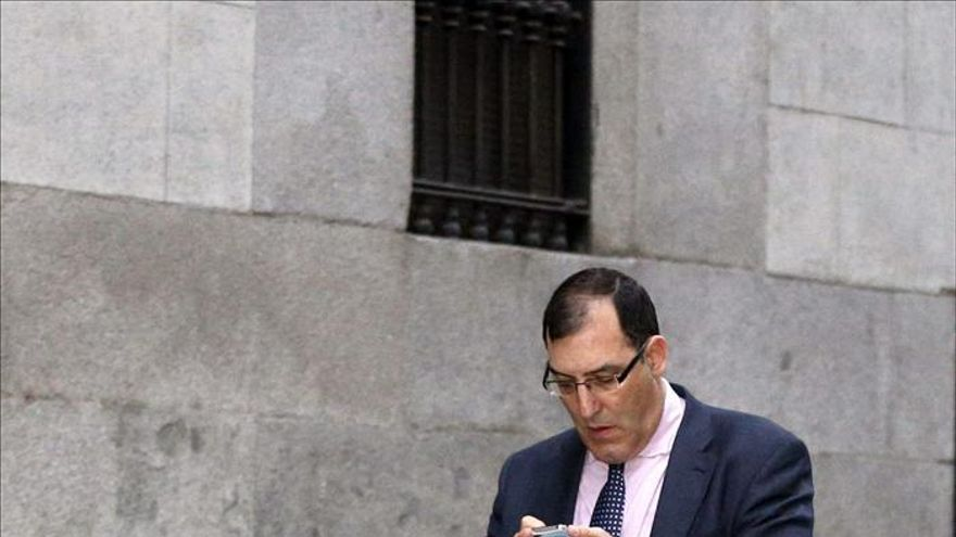 Velasco interroga hoy a los detenidos por integrar el frente de makos de ETA