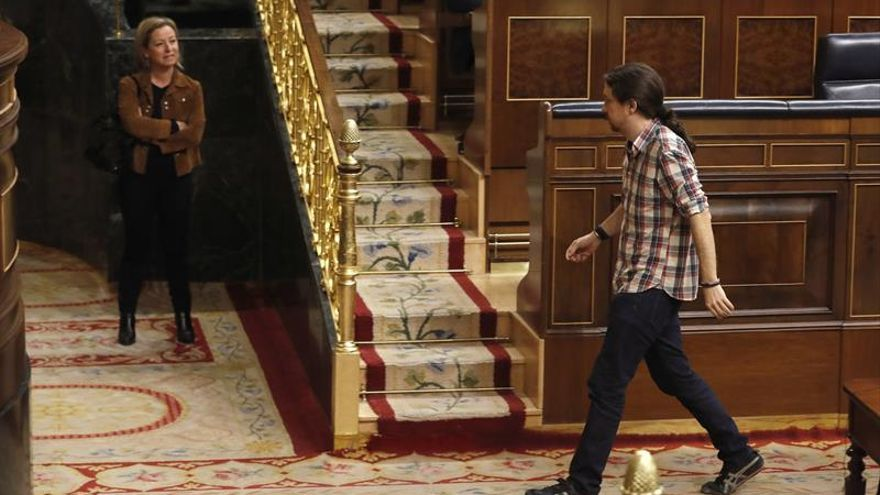 Iglesias pide hacer coincidir su Asamblea con el Congreso del PP en febrero