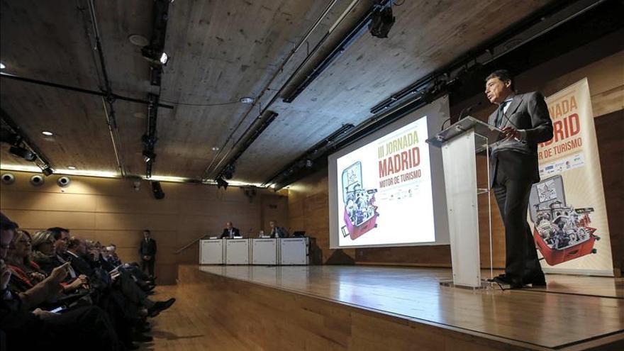 González constata un vuelco en el turismo en Madrid tras un año de alarma