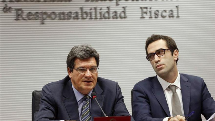 La Autoridad Fiscal ve riesgo moderado de que Madrid incumpla el objetivo de déficit en 2016