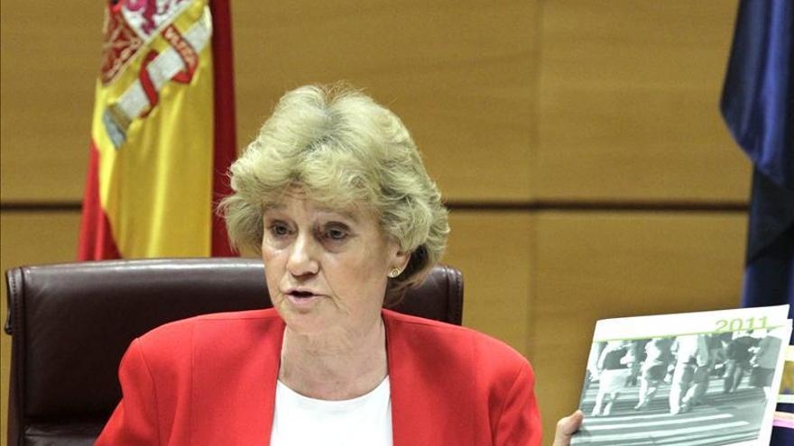 """La Defensora del Pueblo pide """"las medidas más duras"""" contra el fraude y la corrupción"""