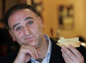 El televisivo cocinero José Andrés, entre las 100 personas más influyentes del mundo