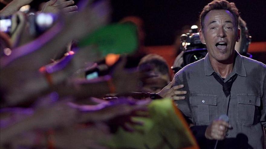 """Bruce Springsteen anuncia su nuevo álbum, """"High Hopes"""", para el 14 de enero"""