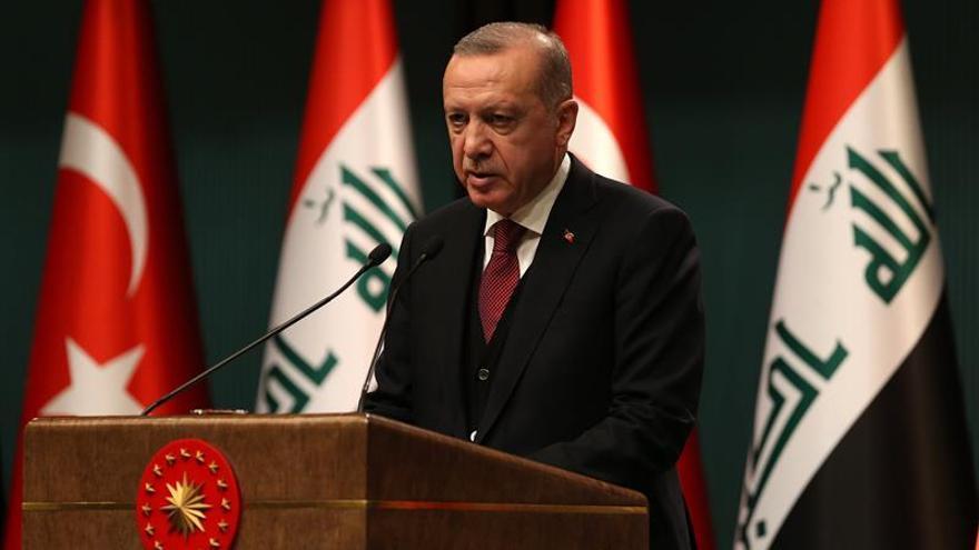 """Erdogan: la exigencia de EEUU de proteger a las milicias kurdas en Siria es un """"error"""""""