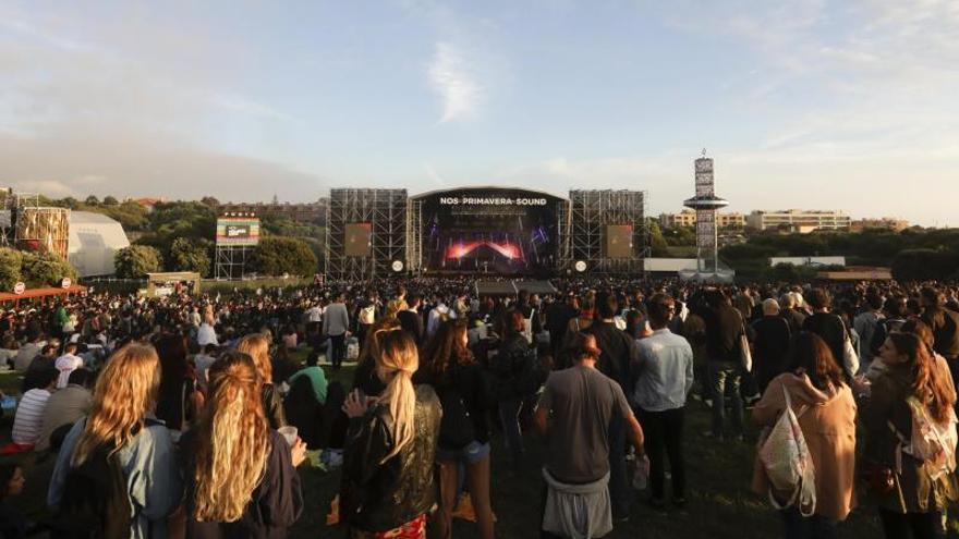 El festival Primavera Sound premia a la asociación Mujeres de la Industria de la Música
