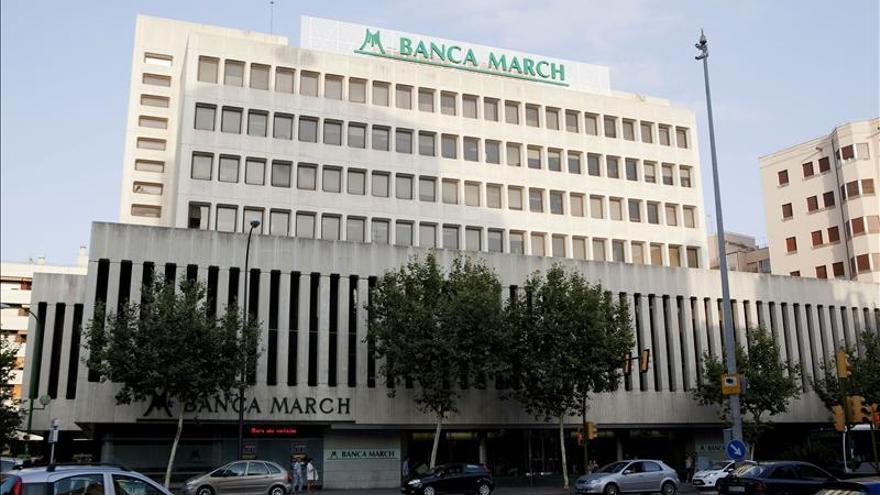 La Banca March sale de pérdidas y gana 37,8 millones en primer trimestre de 2013