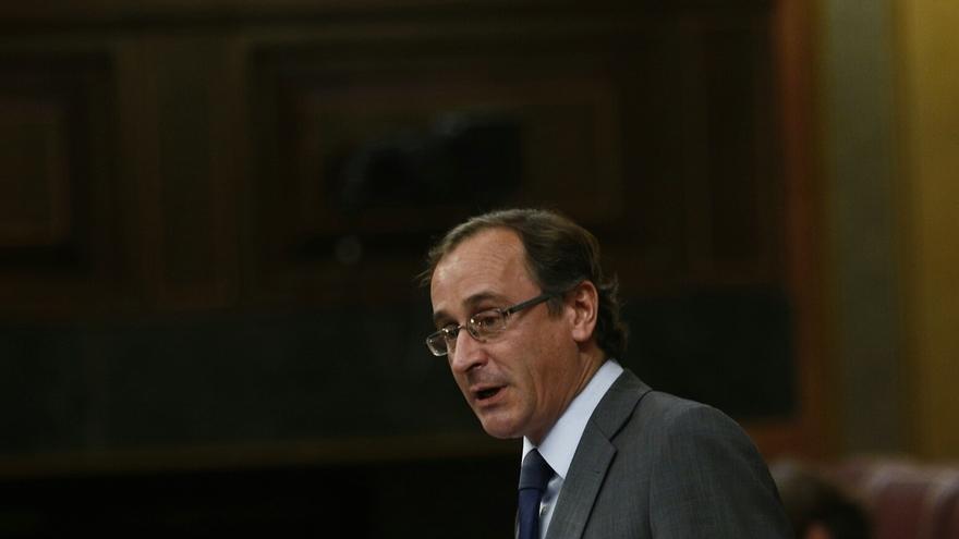 La Mesa del Congreso veta que Alonso comparezca por los locales de Vitoria que investiga el Tribunal de Cuentas