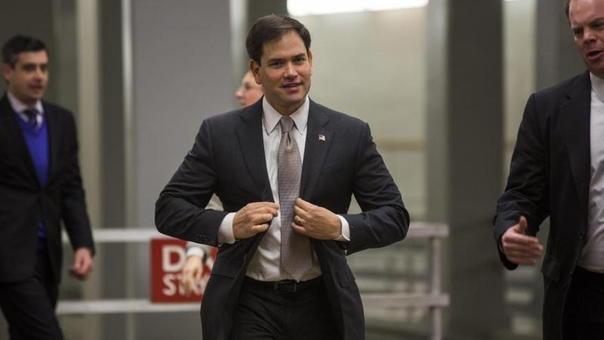 El senador de EE.UU. Marco Rubio quiere viajar a España este verano en busca de su origen