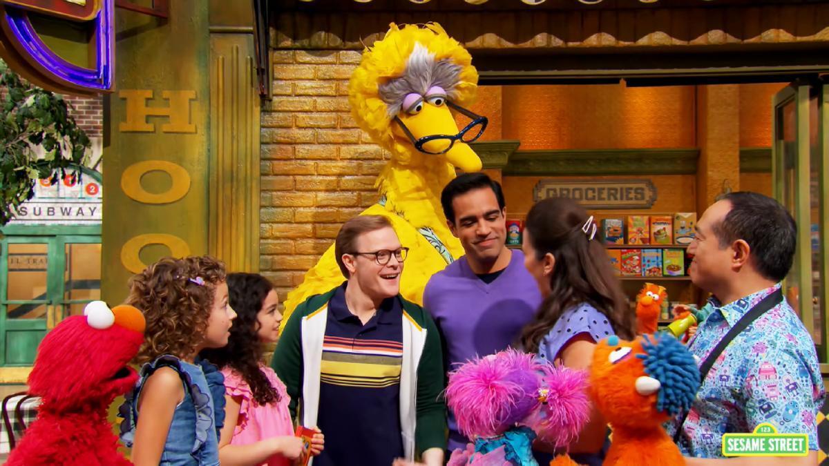 Episodio de 'Sesame Street'