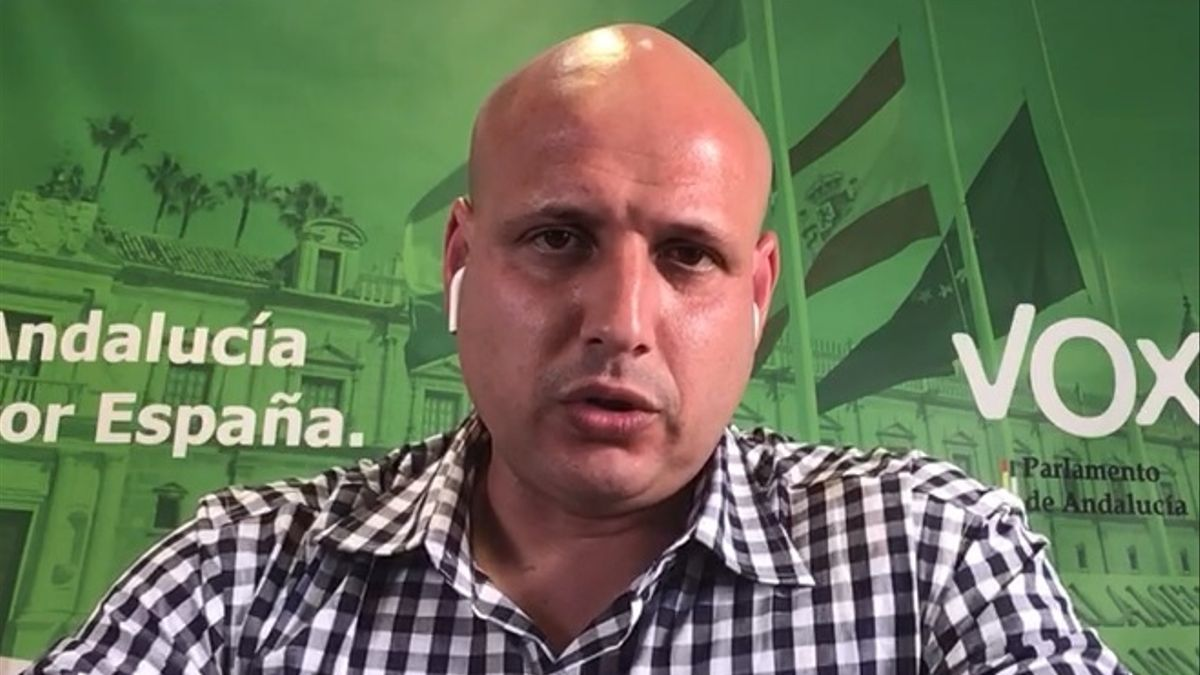 Rodrigo Alonso, diputado de Vox y secretario general del sindicato Solidaridad, vinculado al partido de Santiago Abascal.