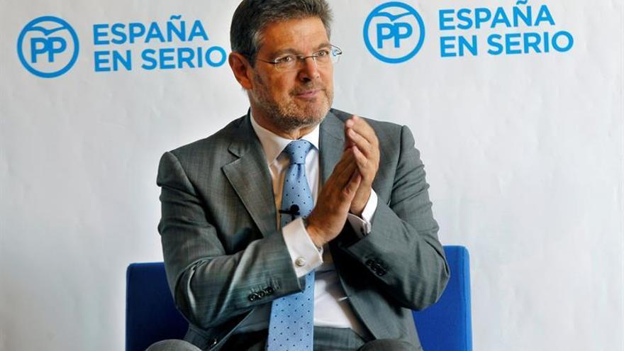 Catalá: Los españoles nos tienen que estar muy agradecidos