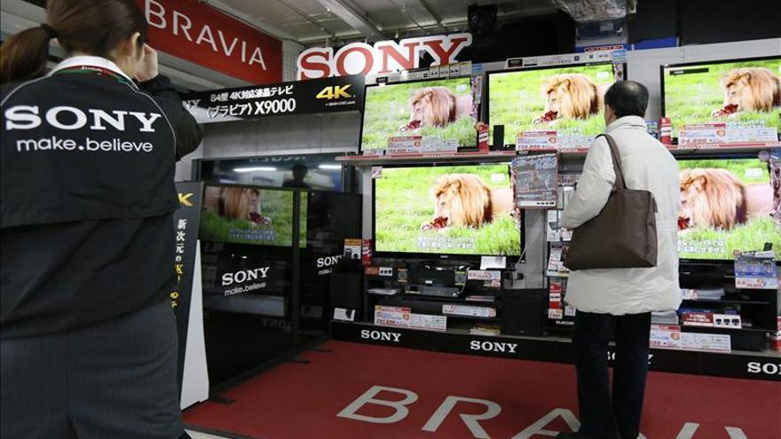 Sony reduce su pérdida y prevé retornar al beneficio este ejercicio