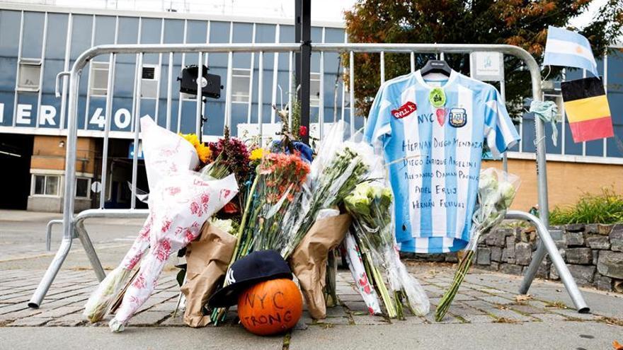 Familias de argentinos fallecidos en el atentado empiezan a llegar a Nueva York