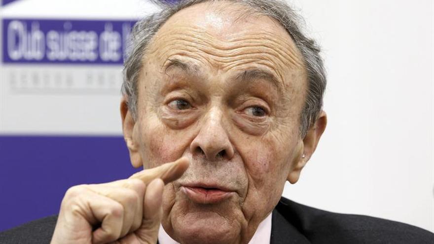 Muere el ex primer ministro e histórico socialista francés Michel Rocard