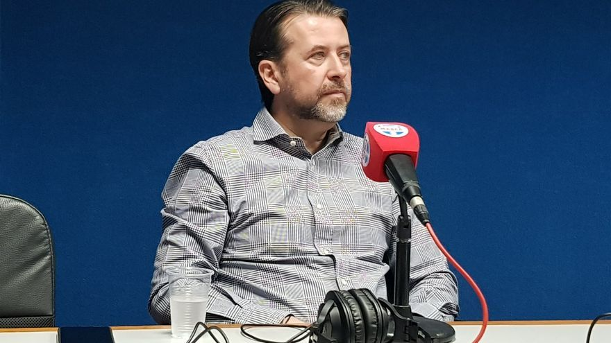 Carlos Alonso, en Radio Marca Tenerife