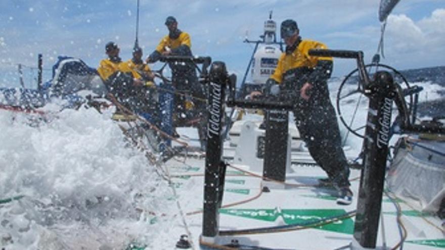 Team Telefonica Volvo Ocean Race