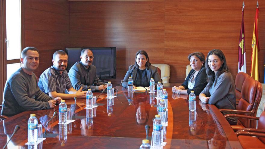 Intergrupo de Apoyo al Pueblo Saharaui en las Cortes de Castilla-La Mancha