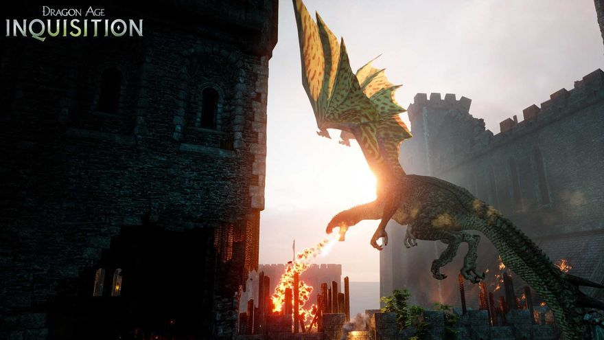 Dragon Age Inquisition Matadragones