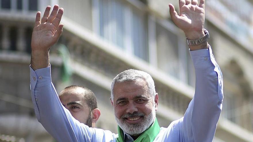 """Haniye: """"La resistencia armada la única manera de frenar los asentamientos"""""""