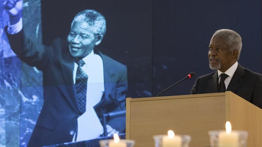 Kofi Annan presidirá una comisión sobre el conflicto étnico en región birmana
