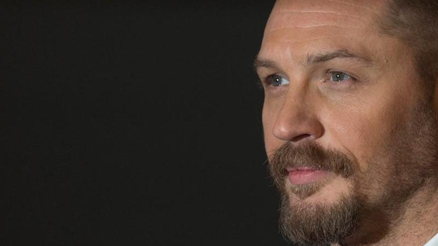 """Tom Hardy será """"Venom"""" en una película de Sony Pictures"""