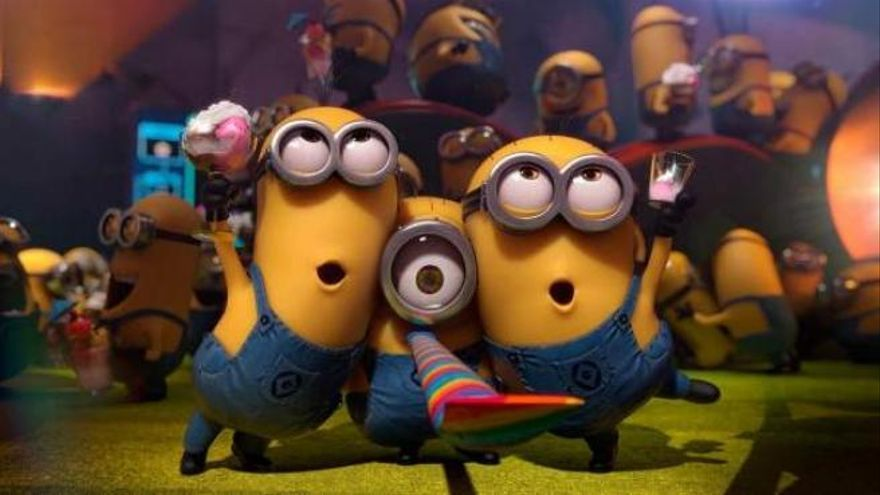 Película de 'Los Minions'/ Universal