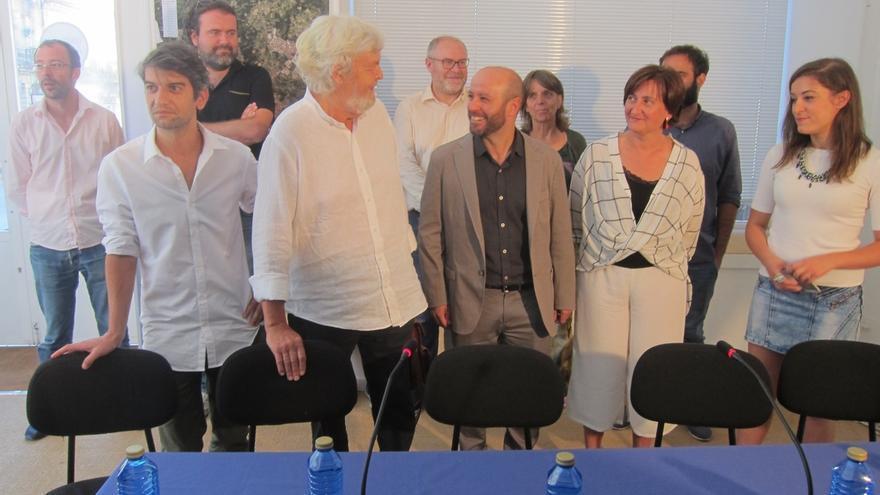 En Marea mantendrá una reunión este jueves con la dirección estatal de Podemos y presenta a Villares como candidato