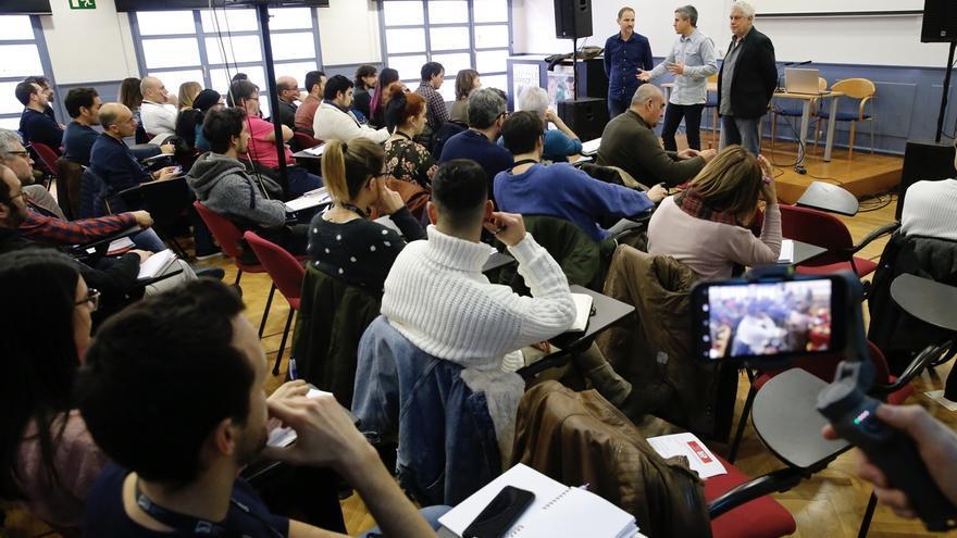 Zuloaga inaugura los 'Diálogos de cine y producción' en la Filmoteca
