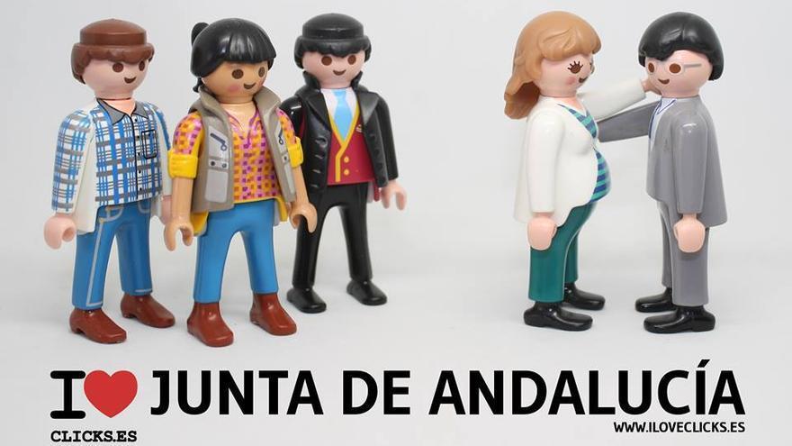 I love Junta de Andalucía