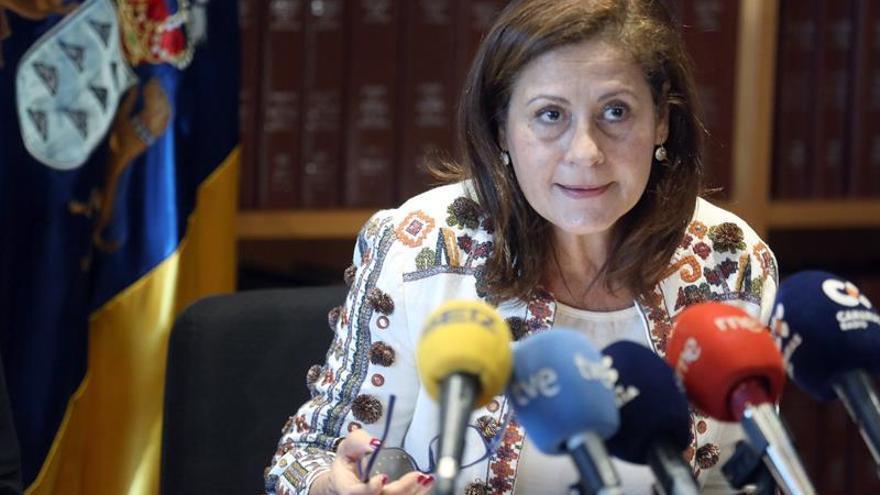 La directora del Instituto Canario de Igualdad, Claudina Morales
