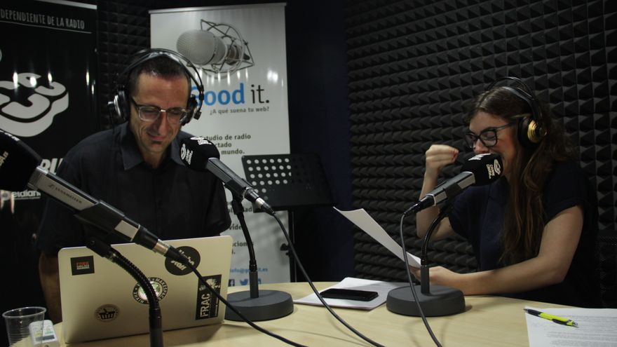 Isa Calderón estrena su nueva sección Obsesión Contínua - Álvaro Vega
