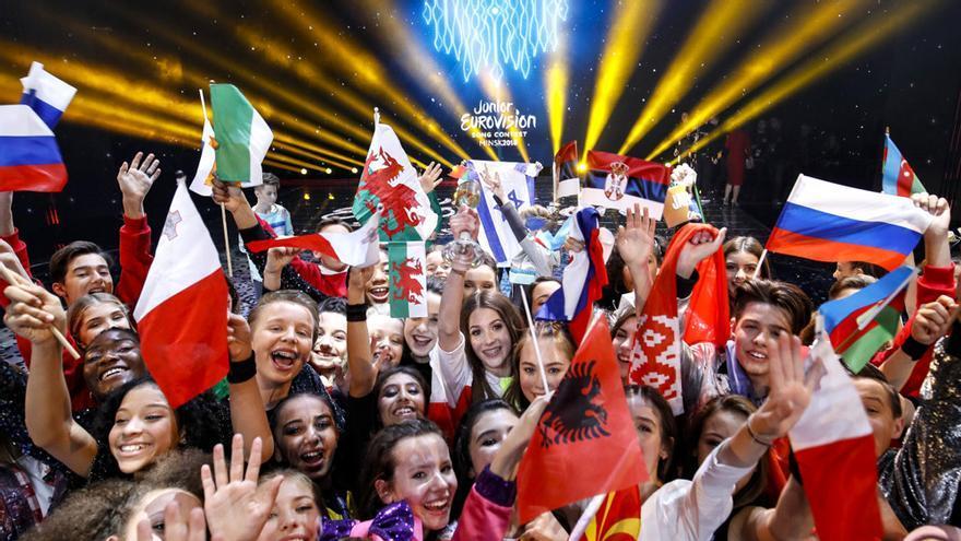 España vuelve a Eurovisión Junior y participará en su próxima edición en noviembre